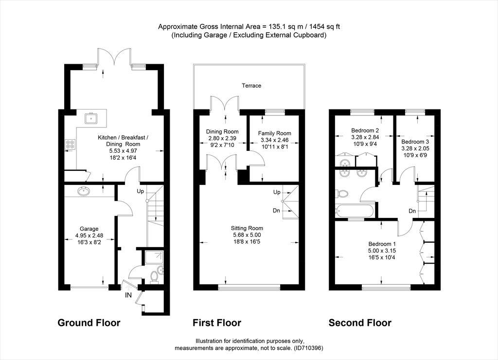 Floorplan: 4 guards club road f